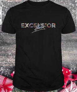 Hot Stan Lee Excelsior Shirt Hoodie Classic Guys Unisex Tee 1.jpg