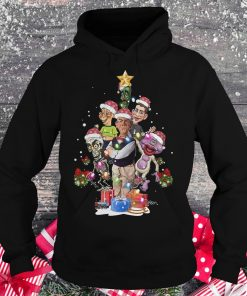 Jeff Dunham Christmas Tree shirt