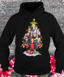 Law Order SVU Fans Christmas Tree shirt