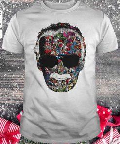 Man Of Many Faces Stan Lee Shirt Classic Guys Unisex Tee 2 1.jpg