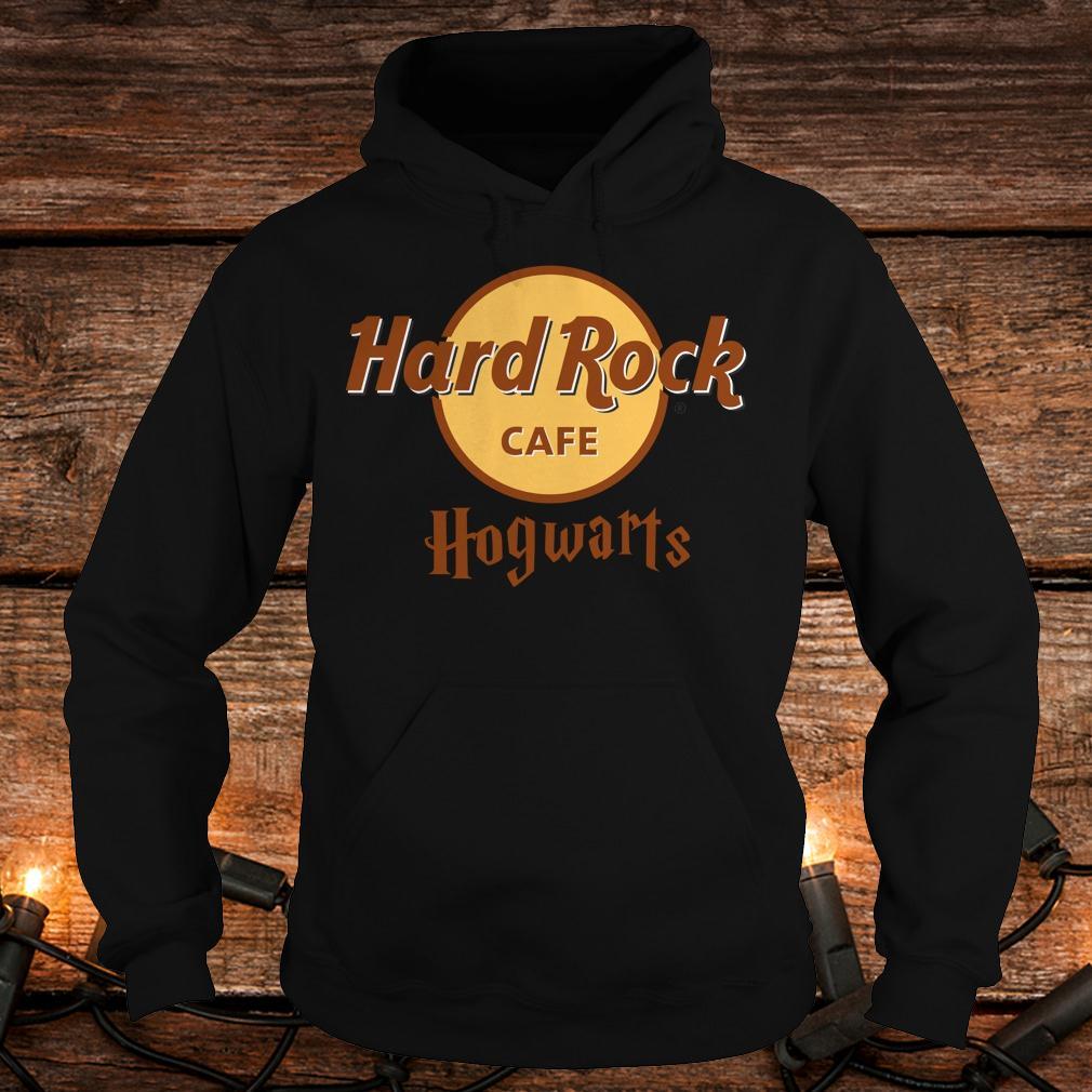 Nice Harry Potter hard Rock cafe Hogwarts shirt Hoodie
