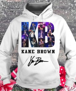 Nice Kane Brown Signed Autograph shirt