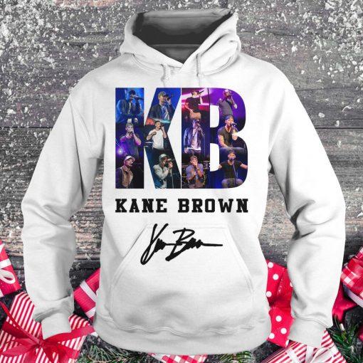 Nice Kane Brown Signed Autograph shirt