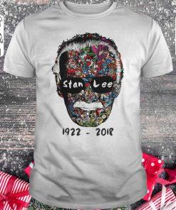 Nice Stan Lee 1922 2018 Shirt Sweater Classic Guys Unisex Tee 1.jpg