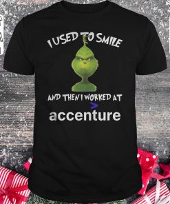 Official Grinch I Used To Smile And Then I Worked At Accenture Shirt Sweater Classic Guys Unisex Tee 1.jpg