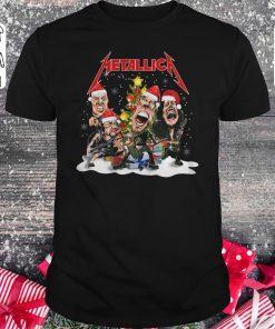 Original Metallica Christmas Tree Shirt Classic Guys Unisex Tee 1.jpg