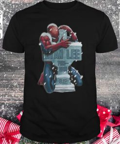 Original Spider Man Hug Grave Stan Lee Shirt Classic Guys Unisex Tee 1.jpg