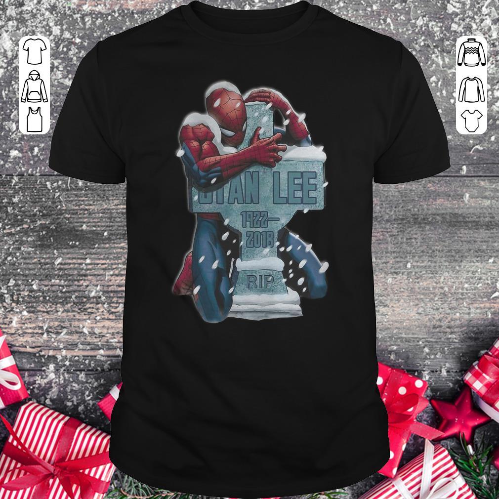 000185fa Original Spider Man Hug Grave Stan Lee Shirt Classic Guys Unisex Tee 1.jpg