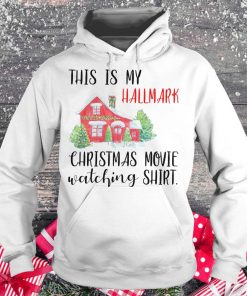 Original This is my Hallmark christmas movie watching shirt
