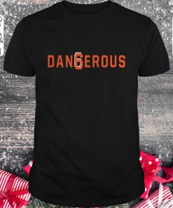 Premium Baker Mayfield Dan6erous 6 Browns Dangerous Shirt Sweater Classic Guys Unisex Tee 1.jpg