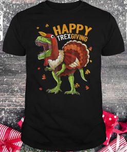 Premium Happy Trexgiving Shirt Sweatshirt Classic Guys Unisex Tee 1.jpg