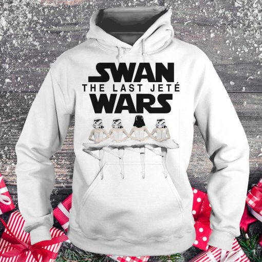 Premium Swan the last jete wars shirt