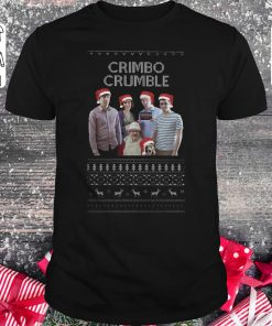 Pretty Friday Night Dinner Crimbo Crumble Shirt Classic Guys Unisex Tee 1.jpg