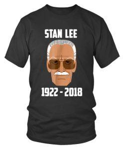 Rip Stan Lee 1922 2018 Shirtround Neck T Shirt Unisex 1.jpg