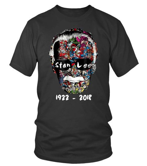 Rip Stan Lee 1922 2018 Tee Shirtround Neck T Shirt Unisex 1.jpg
