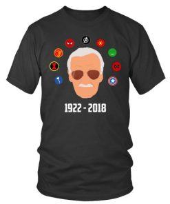 Rip Stan Lee Limited Edition T Shirtround Neck T Shirt Unisex 1.jpg