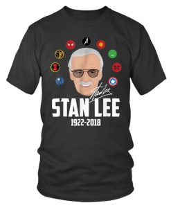 Rip Stan Lee November 13 2018 Shirtround Neck T Shirt Unisex 1.jpg