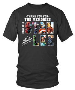 Rip Stan Lee Thank You T Shirtround Neck T Shirt Unisex 1.jpg