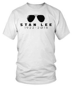 Stan Lee 1922 2018 Shirtround Neck T Shirt Unisex 1.jpg
