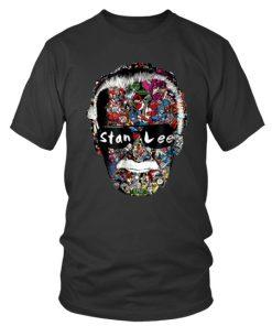 Stan Lee 1922 2018 T Shirtround Neck T Shirt Unisex 1.jpg