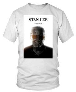 Stan Lee 1922 2018 Tee Shirtround Neck T Shirt Unisex 1.jpg