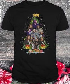 Top Weird Al Yankovic Christmas Tree Shirt Classic Guys Unisex Tee 1.jpg
