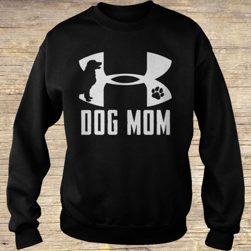 Under Armour Dog mom shirt