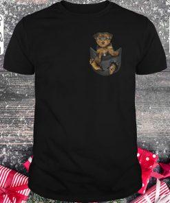 Yorkies Tiny Pocket shirt