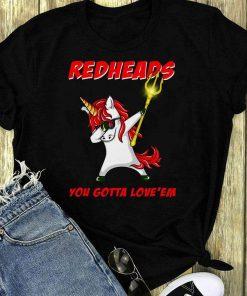 Aquaman Unicorn Dabbing Redheads You Gotta Love Em Shirt 1 1.jpg