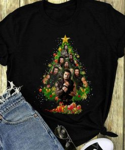 Awesome Roman Reigns Christmas Tree Shirt 1 1.jpg