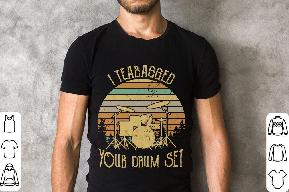 Awesome Sunset I Teabagged Your Drum Set Shirt 2 1.jpg