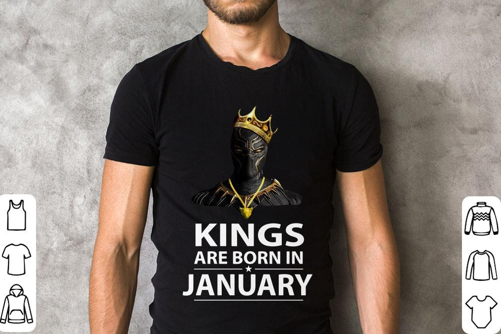 Black Panther Kings Are Born In January Shirt 2 1.jpg