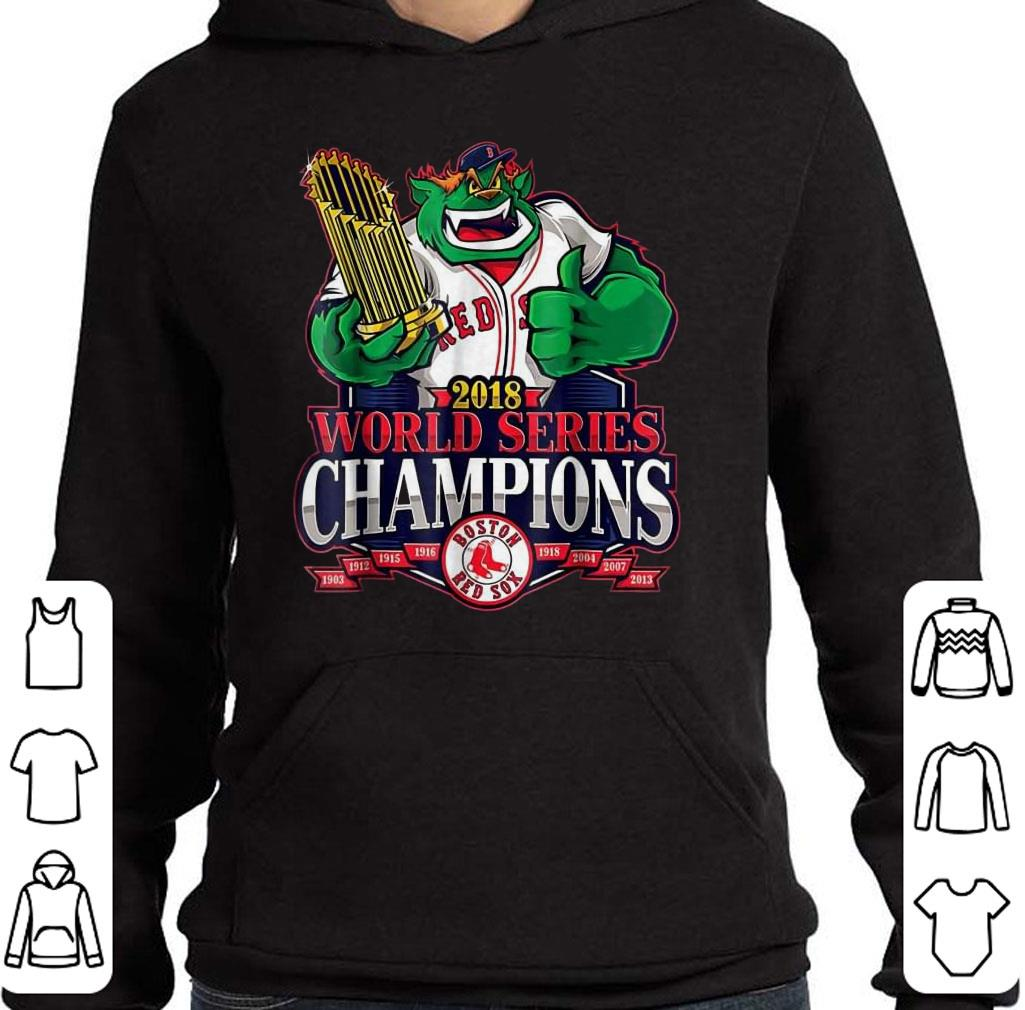 sports shoes 19095 66510 Nice Boston Red Sox 2018 World Series Champions Damage Done shirt