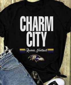 Charm City Baltimore Ravens Football Shirt 1 1.jpg