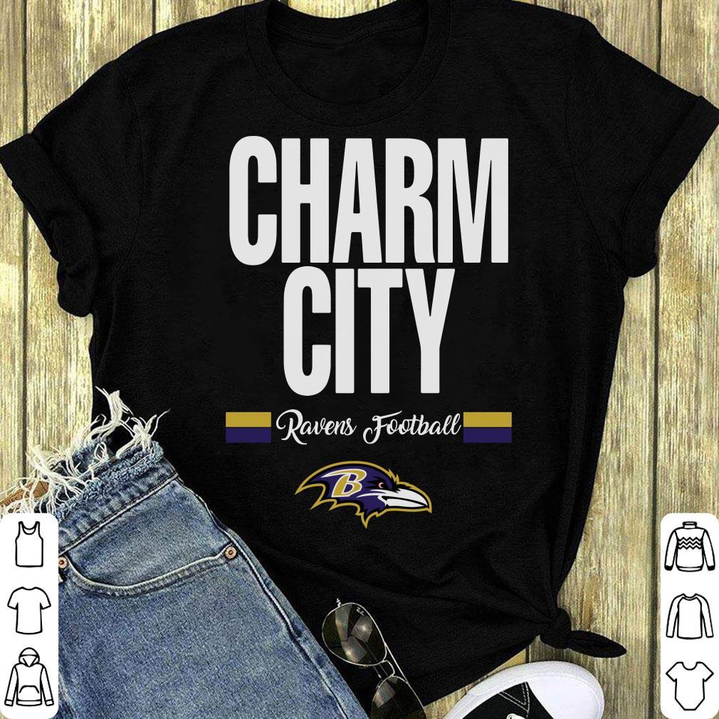 Charm City Baltimore Ravens Football Shirt 1 1.jpg