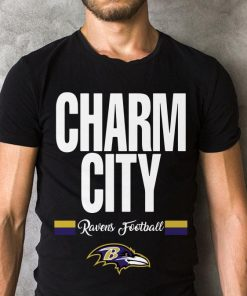Charm City Baltimore Ravens Football Shirt 2 1.jpg