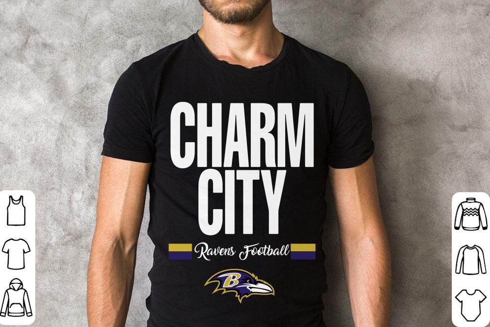 Charm City Baltimore Ravens Football Shirt 2 1.jpg