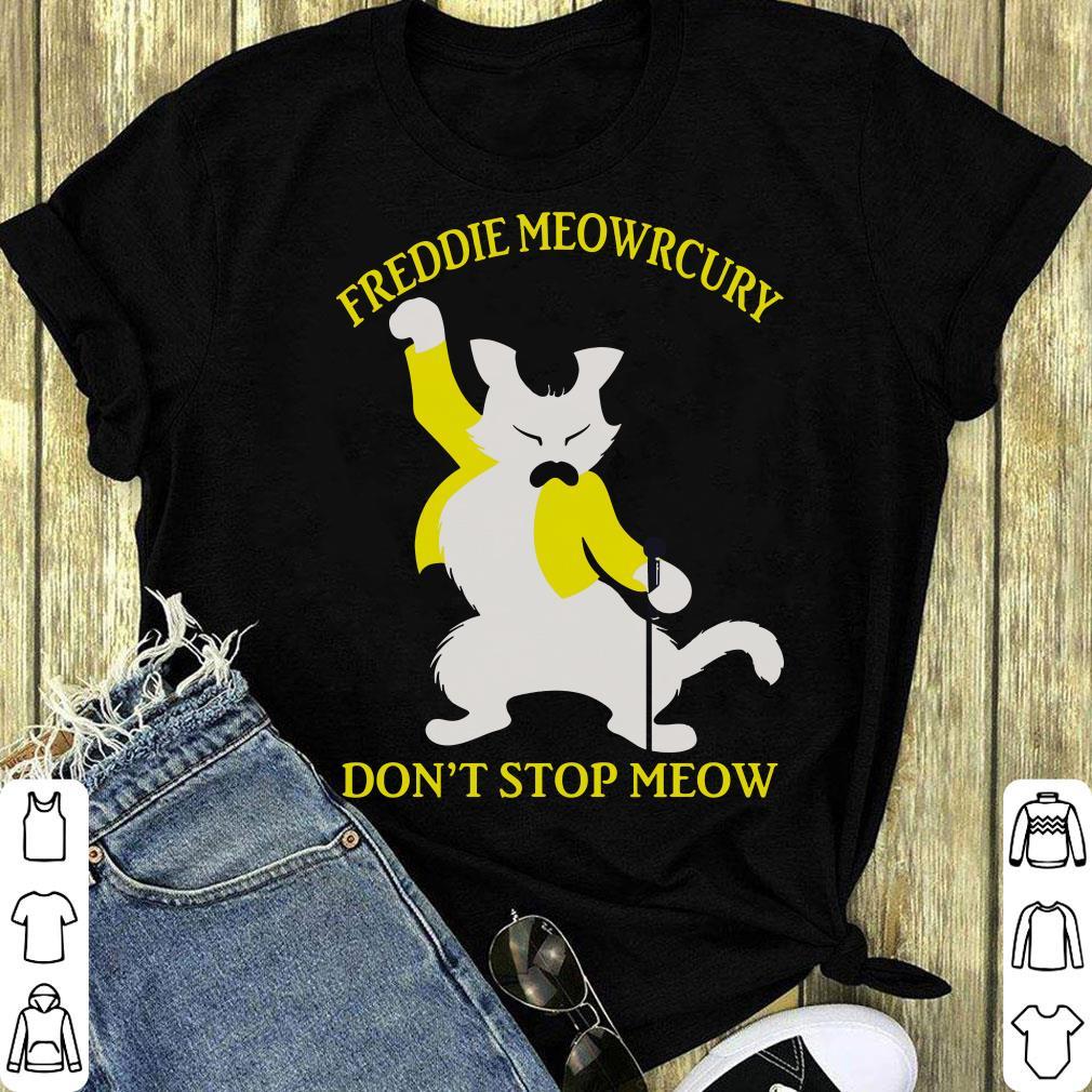 Freddie Meowrcury Don T Stop Meow Shirt 1 1.jpg