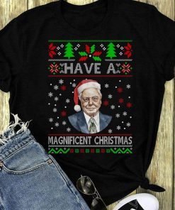 Have A Magnificent Christmas David Attenborough Shirt 1 1.jpg
