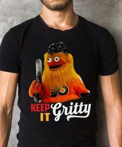 Hockey Mascot It S Always Gritty In Philadelphia Shirt 2 1.jpg