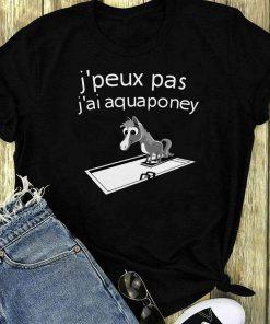 Horse J Peux Pas J Ai Aquaponey Shirt 1 1.jpg