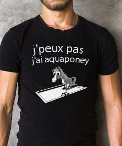 Horse J Peux Pas J Ai Aquaponey Shirt 2 1.jpg