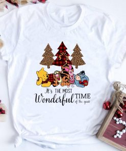 Hot Disney S Pooh And Friends It S The Most Wonderful Time Of The Year Shirt 1 1.jpg