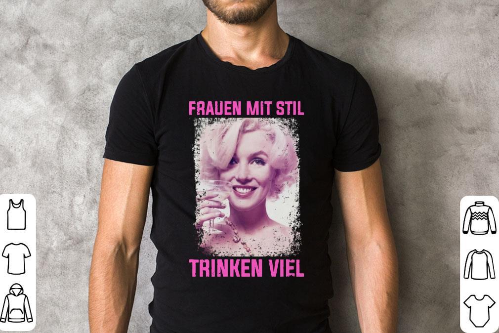 Marilyn Monroe Frauen Mit Stil Thinken Viel Shirt 2 1.jpg