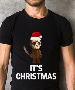 Nice Jason Voorhees It S Horror Christmas Shirt 2 1.jpg