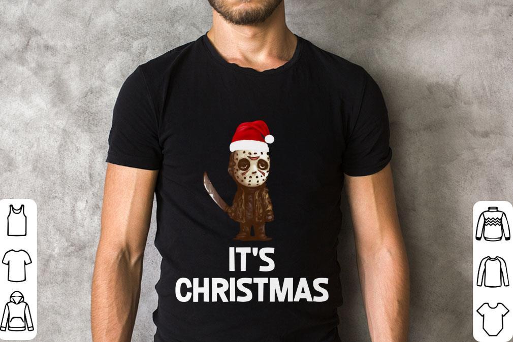 Nice Jason Voorhees It S Horror Christmas Shirt 2 1.jpg