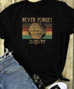 Nice Star Wars Death Star Never Forget Shirt 1 1.jpg