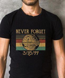Nice Star Wars Death Star Never Forget Shirt 2 1.jpg