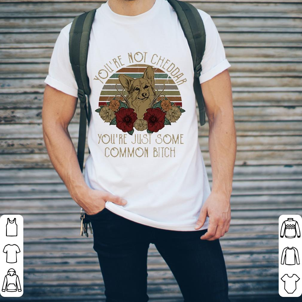 Official Sunset Fox You Re Not Cheddar You Re Just Some Common Bitch Shirt 2 1.jpg