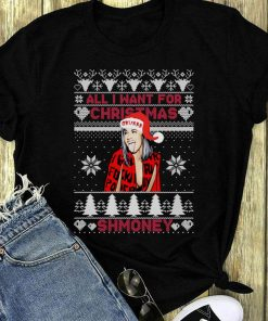 Original Cardi B All I Want For Christmas Is Shmoney Shirt 1 1.jpg